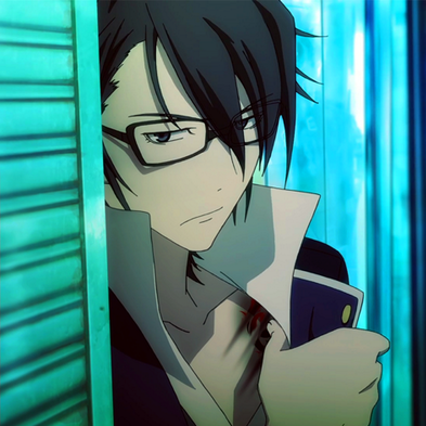 Shadow | Yandere!Fushimi x Reader | K Project by