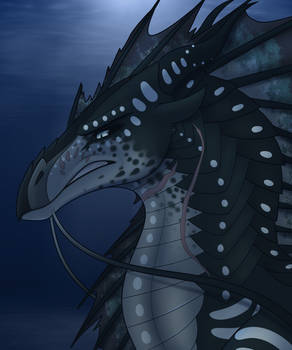 Liopleurodon Glow Animated
