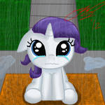 Rarity At Your Door [Animated]
