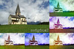 Color Play Photoshop Action Set (Set 04)