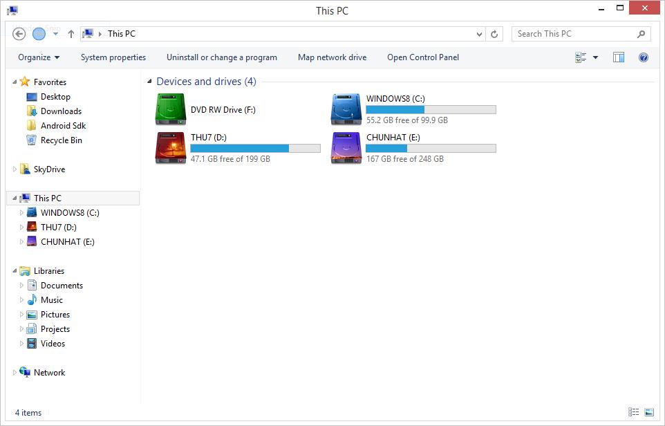 Remove Explorer Folders by nkien