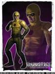 Injustice Reverse Flash CW