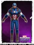 MARVEL Future Fight - Captain America (AOU)
