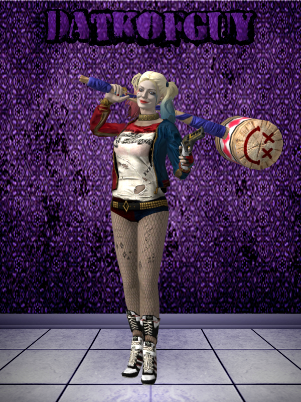Injustice - Harley Quinn (Suicide Squad Movie)