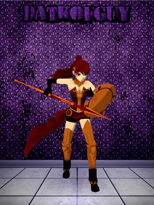 Anime Styled on Xnalara-Customized - DeviantArt
