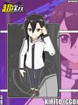 SDM007 - Kirito Gun Gale Online