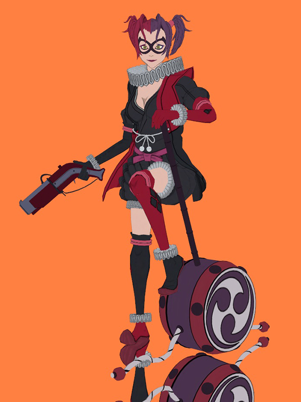 Ij2 Harley Quinn Ninja By Datkofguy On Deviantart