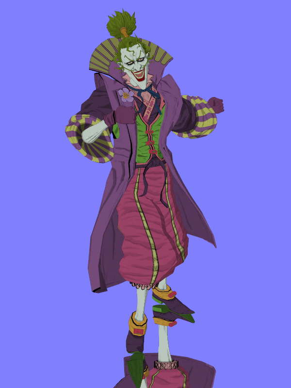 Ij2 Joker Ninja By Datkofguy On Deviantart