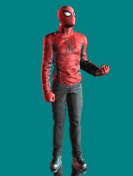 Spider-man PS4 - Last Stand Costume by DatKofGuy