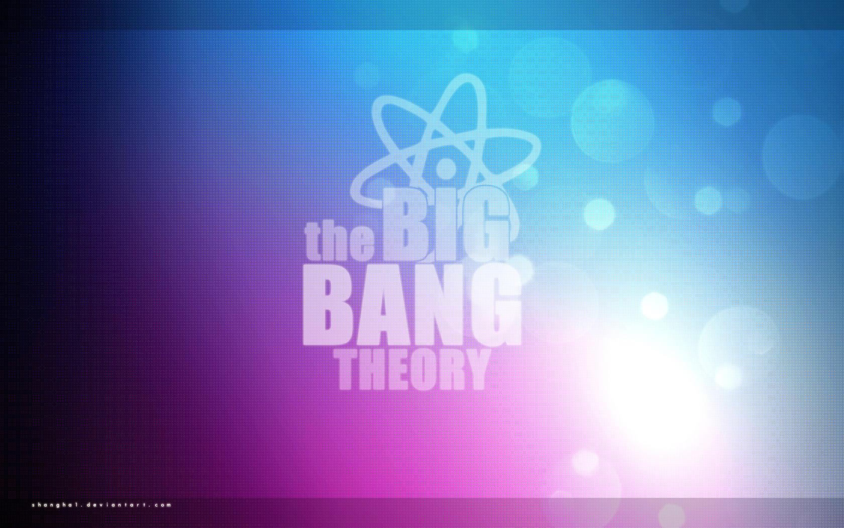 Big Bang Theory Wallpaper by shangha1 on DeviantArt