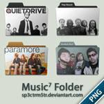 Music Folder 7 PNG