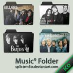 Music Folder 9 ICO