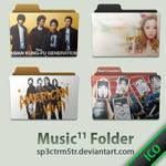 Music Folder 11 ICO