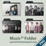 Music Folder 13 PNG