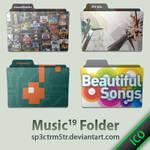 Music Folder 19 ICO