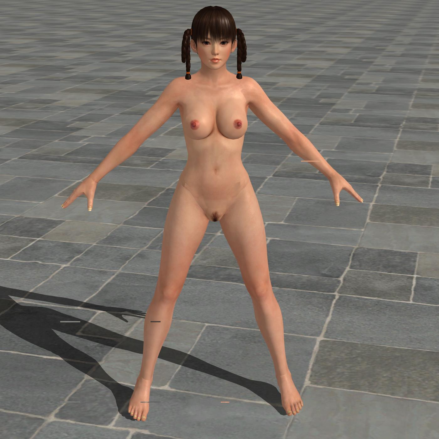 Doa 5 leifang naked naked comic