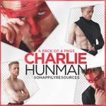 Charlie Hunman PNG Pack 001