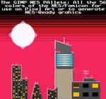 The NES GIMP Pallete V2