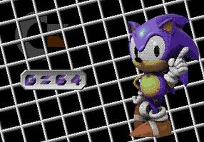 Zana's Sega Genesis C64 Pallete by ZanaGB