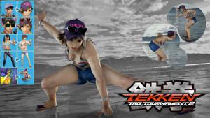 [UPDATE #3] TTT 2 Inspired   Ling Xiaoyu as Miharu