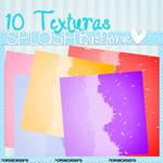10 Texturas SPLASH.
