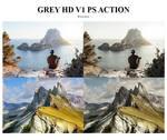 Grey HD V1