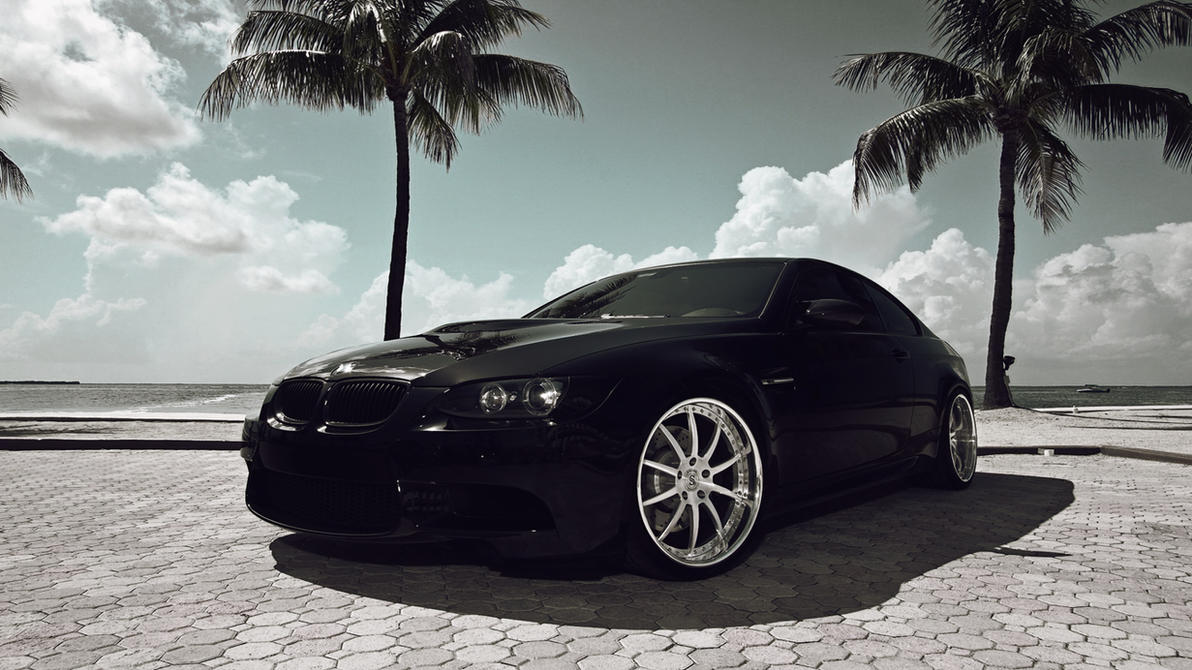 BMW HD 1920x1200 By Yousefcia