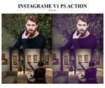 Instagrame v1
