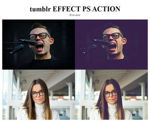 Tumblr Effect by yousefcia