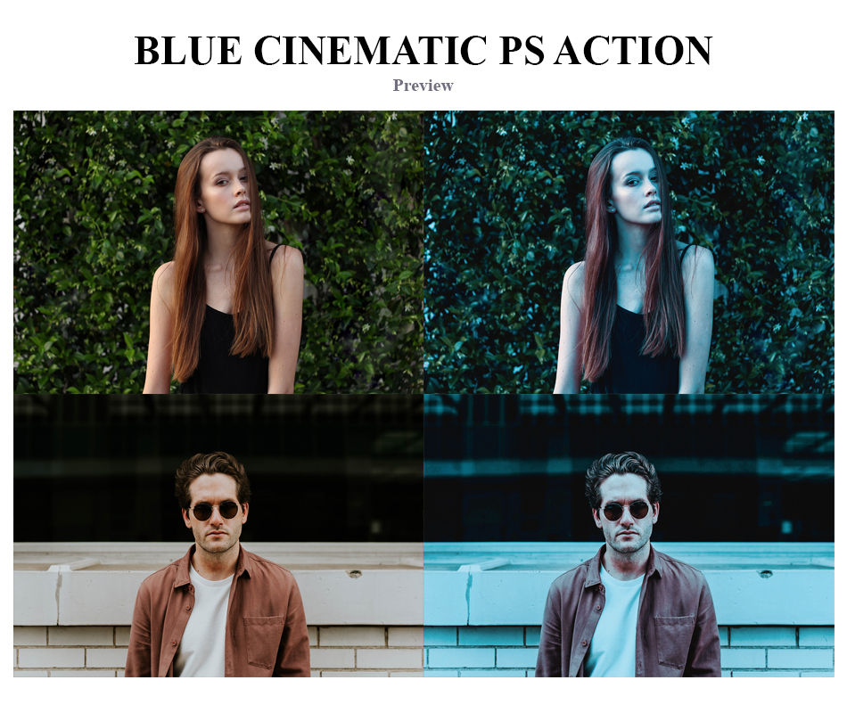 Blue Cinematic by yousefcia