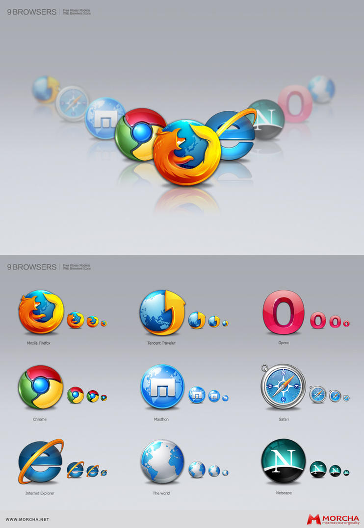9Browsers by jixi2000