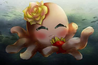 Potato by Chu-3