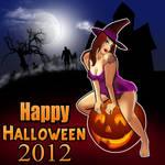 sexy tube halloween by wabazouk