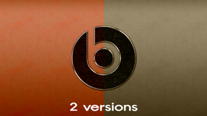 Beats Leather Wallpaper (2 Versions)