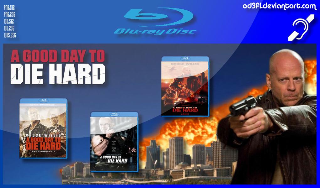 Bluray - 2013 - Die Hard 5 A Good Day To Die Hard by od3f1