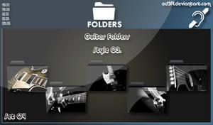 Guitar Folders - Style 03 Set 04