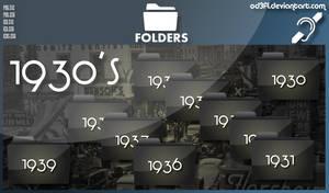 Years Folders - 1930s