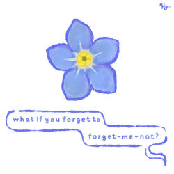 forget - me - not (animation)