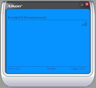 Aikon KP by dragonmage