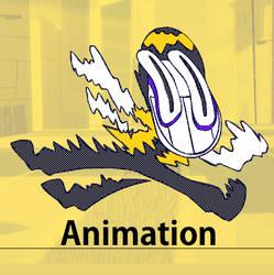 Pan Pizza Fan Animation
