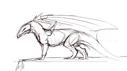 Dragon Flight Animation by Tibbles4684