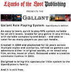 Gallant Role-Playing System - OpenDyslexic Edition