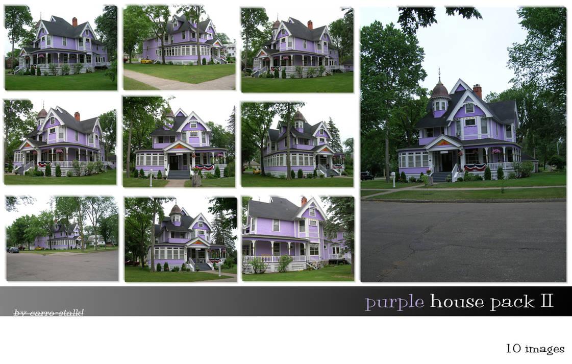 purple house pack II