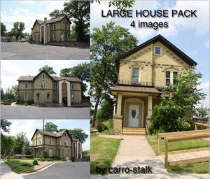 Large House Pack