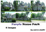 purple house pack