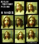 Asylum Portrait Pack 003