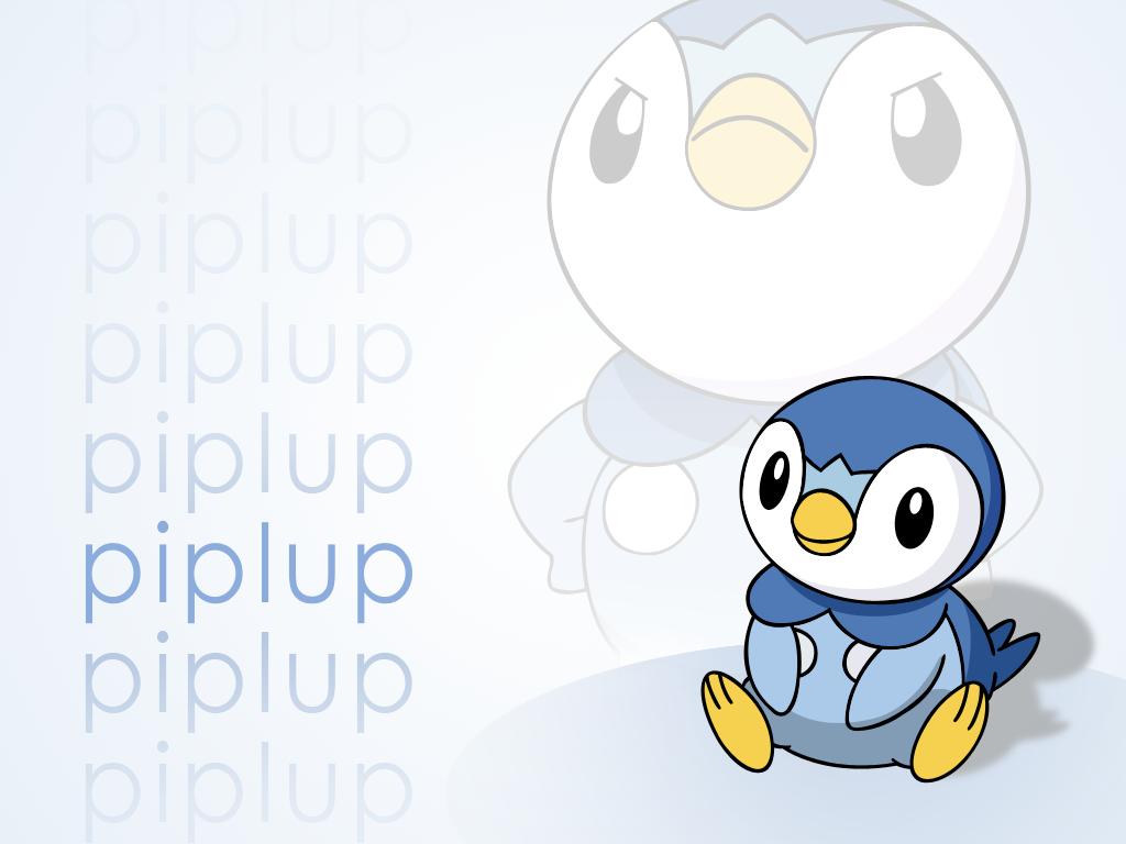 Piplup Vector Wallpaper
