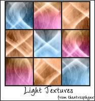 Light Textures Set 1 by theatresphynx