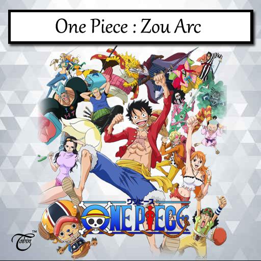 One Piece Zou Arc - Anime Icon Folder by Tobinami on ...