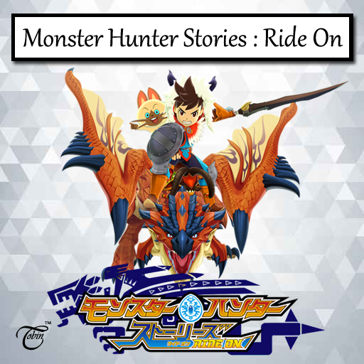 Monster Hunter Stories Ride On Anime Icon Folder By Tobinami On